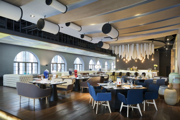 Best Interior Designers Top restaurant designs - thomas dariel-lady bund  Best Interior Designers: Top 10 restaurant designs Best Interior Designers Top restaurant designs thomas dariel lady bund