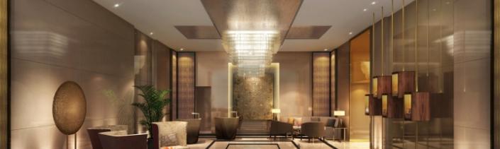 Four Seasons Hotel Dubai by Tihany Design