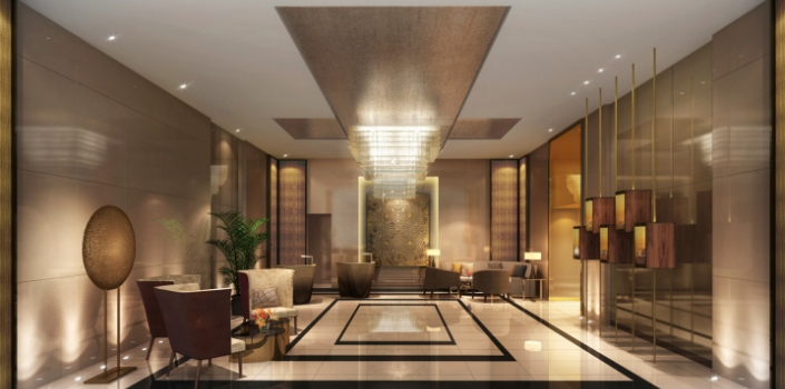 Four Seasons Hotel Dubai by Tihany Design