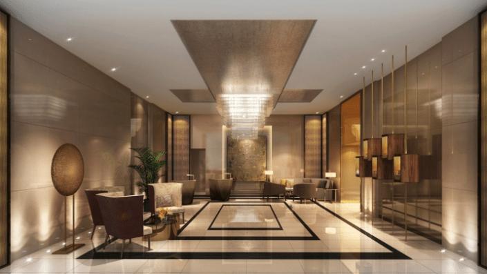Four Seasons Hotel Dubai By Tihany Design Best Interior Designers