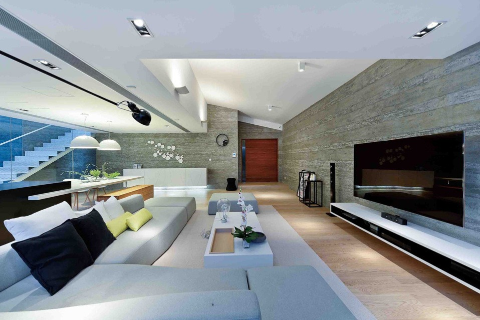 Best Interior Designer* Flair Ground Design Studio  Best Interior Designer* Millimeter Studio House in Sha Tin by millimeter interior design limited 03