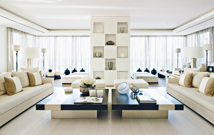 Bon Living Room Inspiration From Best Interior Designers  Kelly Hoppen 2 Living  Room Inspiration Living Room