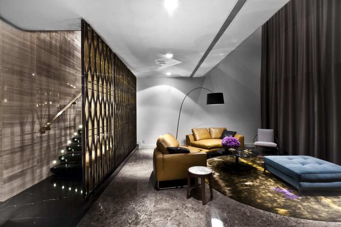 Best Interior Designer* PDP London  Best Interior Designer* Paul Davis & Partners The Panoramic Grosvenor Twt 2012 51