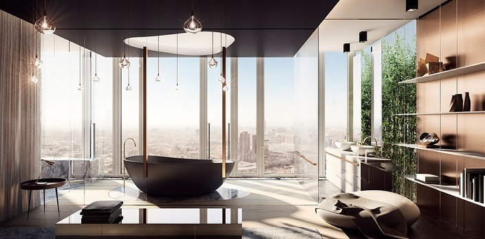 design haus liberty 1  Best Interior Designers: Top 15 Bathroom Ideas design haus liberty 1