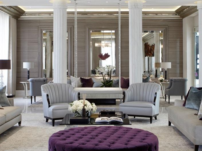 louise bradley 5  Best Interior Designers * Louise Bradley louise bradley 5