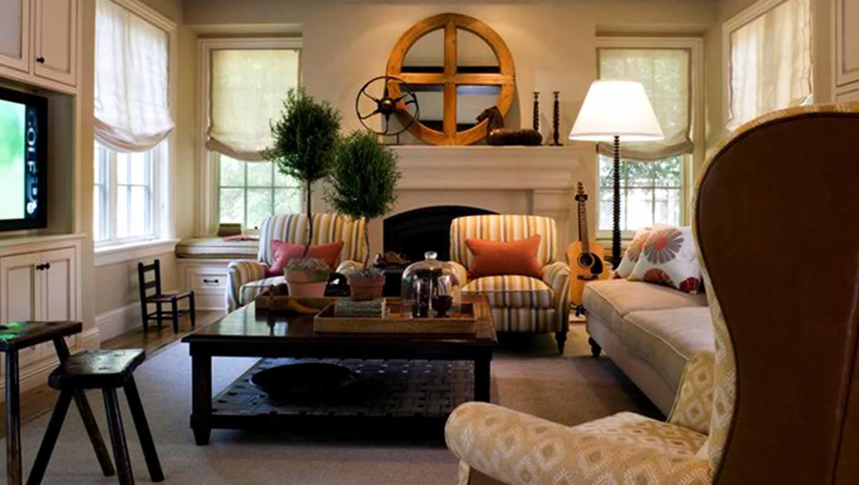 Modern Living Room San Francisco Best Interior Design 12: Best Interior Designer * Leverone Design