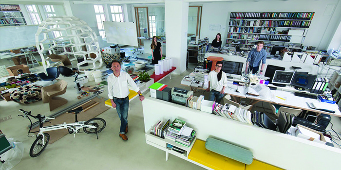 Best Interior DesignerWerner Aisslinger