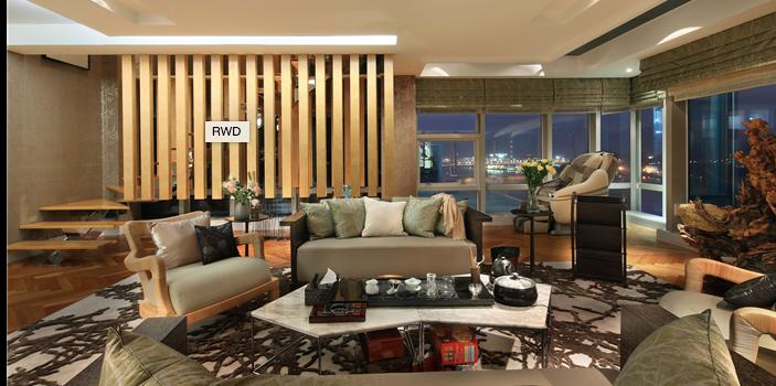 Best Interior Designer* Ricky Wong