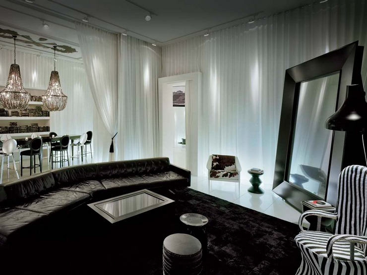 """philippe starck project"" Philippe Starck Best Interiors by Philippe Starck Gramercy Starck 15 Condominium"