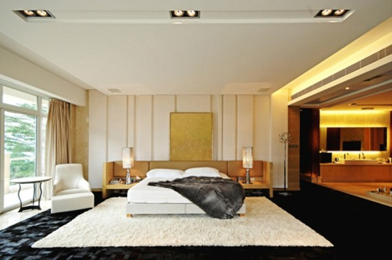 Best Interior Designer* Thomas Chan  Best Interior Designer* Thomas Chan Luxury House Bedroom Interior Design in China by Thomas Chan 570x379