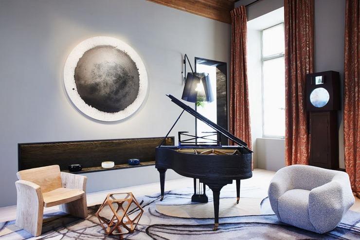 """pierre yovanovitch interiors"" pierre yovanovitch Best Interiors by Pierre Yovanovitch item6"
