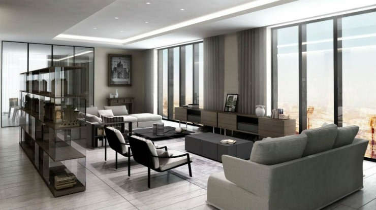 07 Trump Towers Pune By Matteo Nunziati Preview Interior TOP INTERIOR DESIGNERS