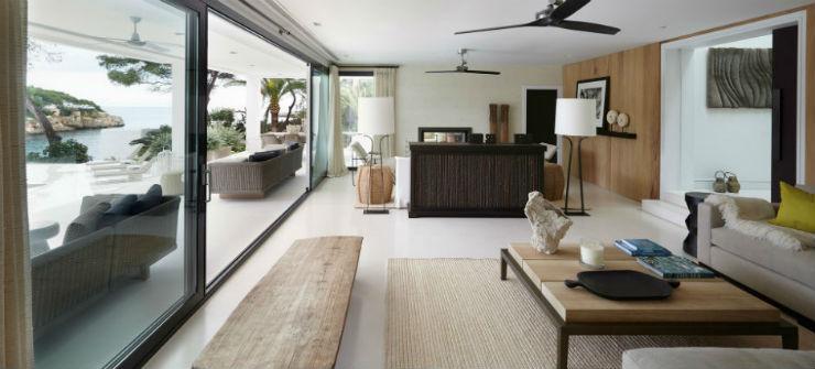 Top Interior Designers | Fiona Barratt-Campbell BEACH HOUSE BALEARIC ISLANDS 9