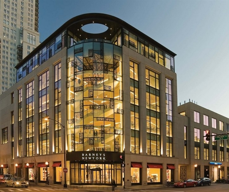 Barneys-Chicago-Ext  TOP ARCHITECT | Robin Klehr Avia – Gensler Barneys Chicago Ext