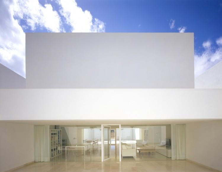 Architekt: Alberto Campo, Baeza Projekt: Casa Guerrero Ort: Zahora  Top Architects | Alberto Campo Baeza Best Interior Designers Alberto Campo Baeza guerrero house 3 e1439481750368
