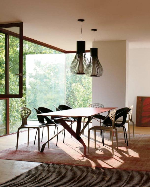 best interior designers patricia urquiola patricia moroso house 6 best interior designers. Black Bedroom Furniture Sets. Home Design Ideas