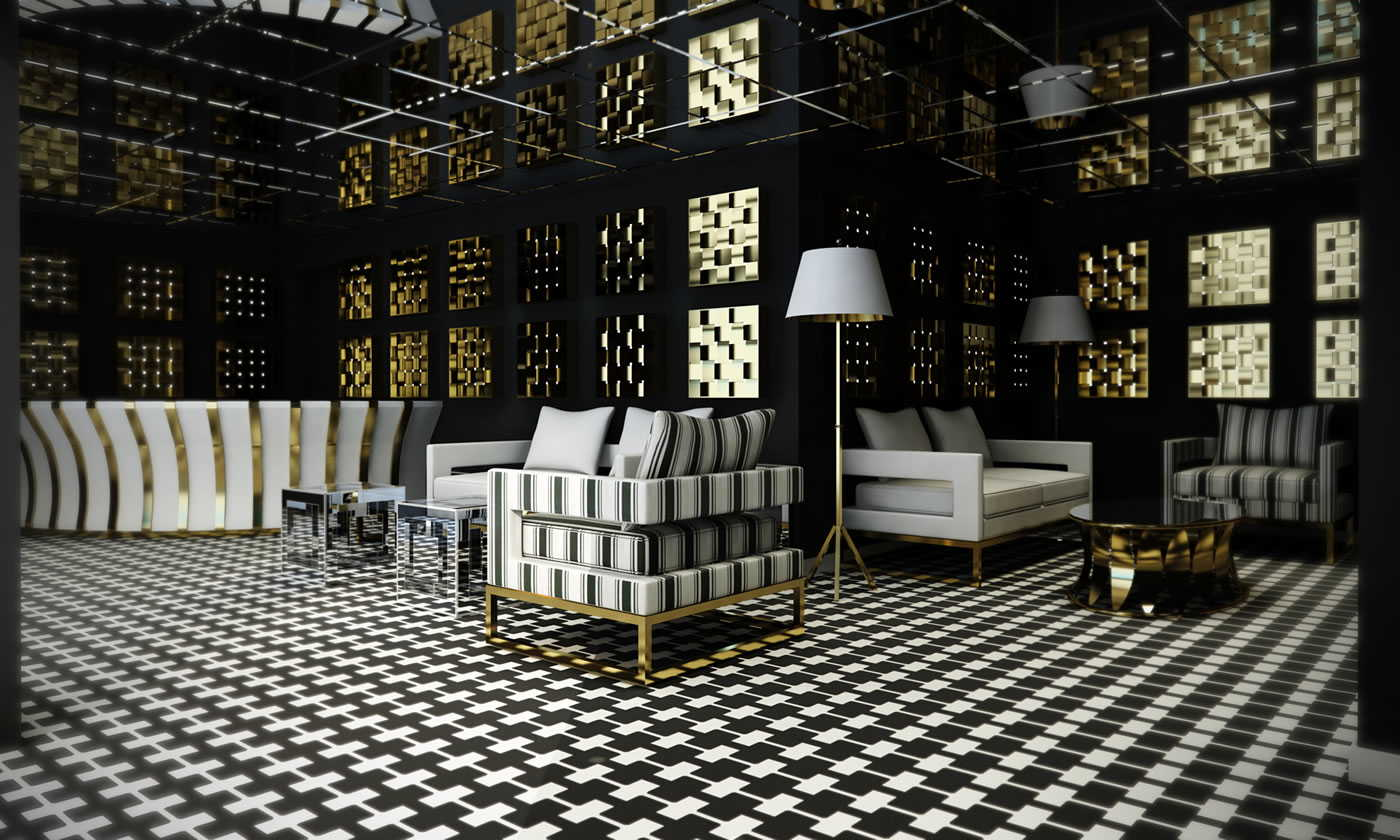 New york hotel by lorenzo castillo for Famous interior designers nyc