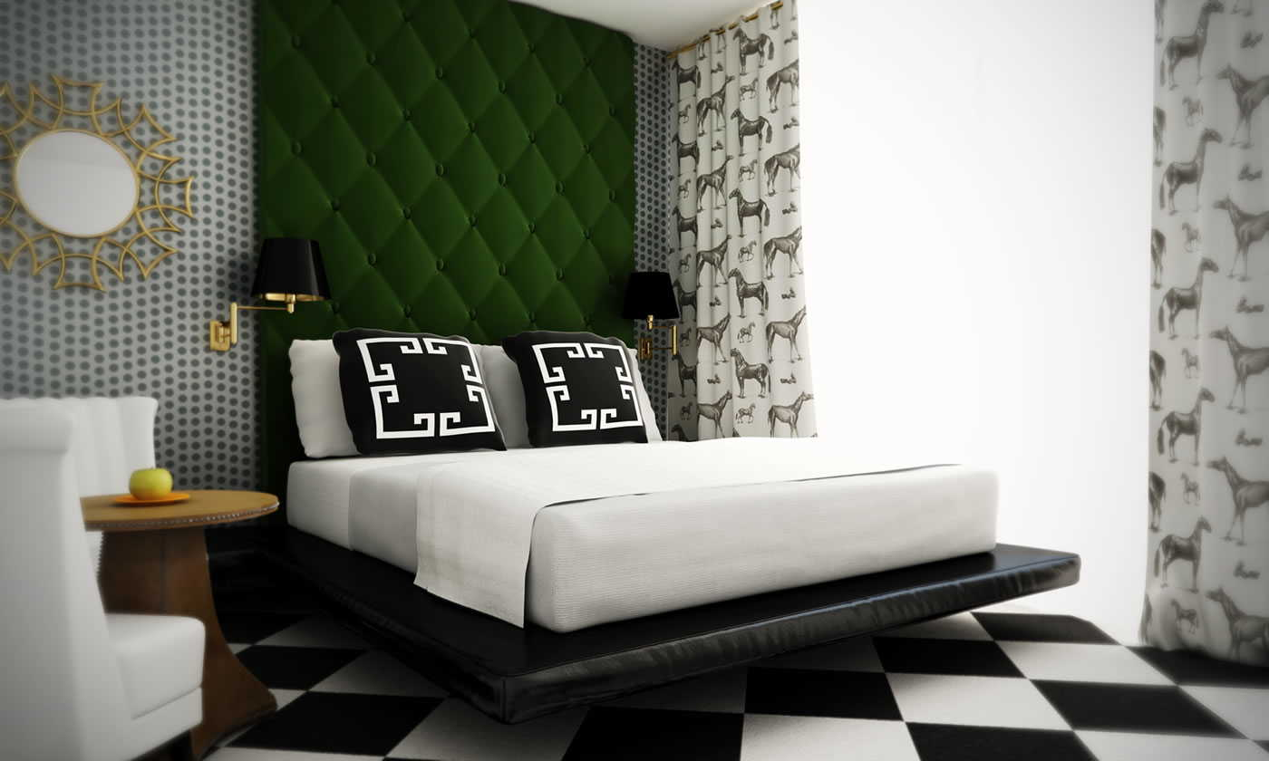 Best Interior Designers Lorenzo Castillo Hotel New York 2 Best Interior Designers Lorenzo