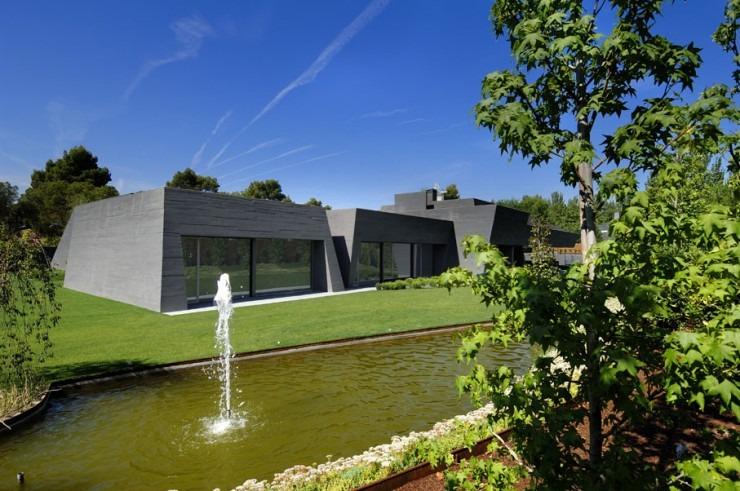 Best-interior-designers-a-cero-concrete-house-II-5  Top architects | A-CERO Best interior designers a cero concrete house II 5 e1440584696300