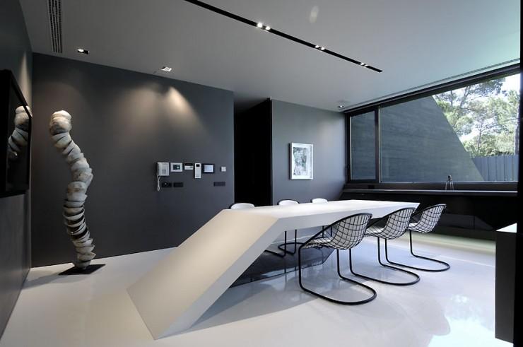 Best-interior-designers-a-cero-concrete-house-II-9  Top architects | A-CERO Best interior designers a cero concrete house II 9 e1440584732968