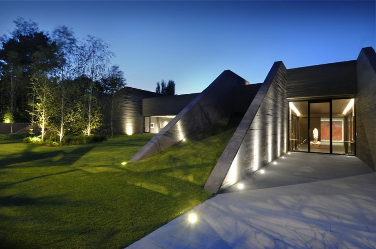 Best-interior-designers-a-cero-concrete-house-II  Top architects | A-CERO Best interior designers a cero concrete house II e1440584644403