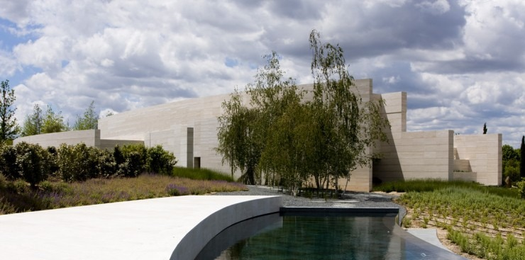 Best-interior-designers-a-cero-house-in-somosaguas-2  Top architects | A-CERO Best interior designers a cero house in somosaguas 2 e1440585158464