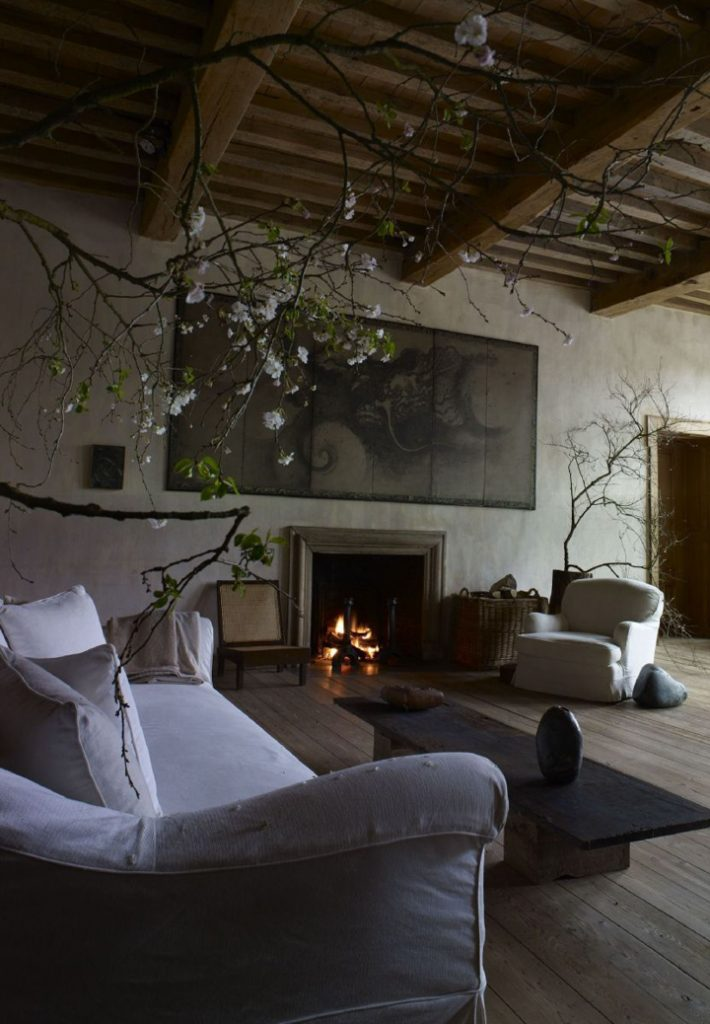 A Look at the Extraordinary World of Interior Designer Axel Vervoordt A  Look at the Extraordinary