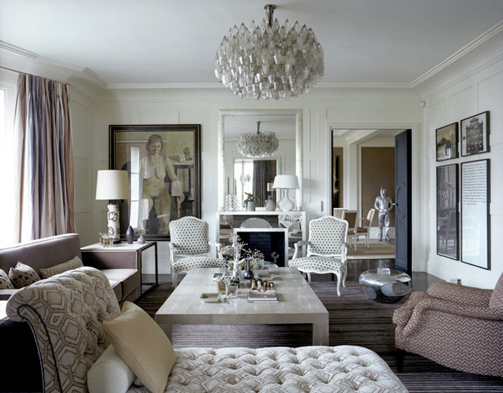 Top interior designers jean louis deniot best interior for Top british interior designers
