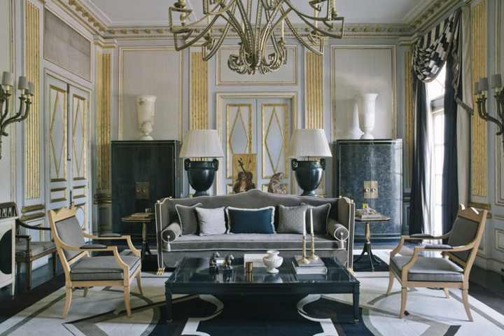 Best-interior-designers-top-interior-designer-jean-louis deniot-27 jean-louis deniot Top Interior Designers | Jean-Louis Deniot Best interior designers top interior designer jean louis deniot 27
