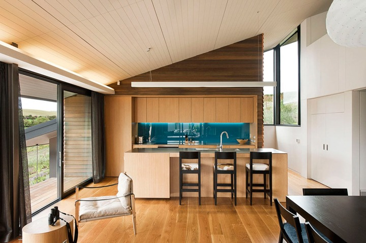 Hawkebury Estate Farm Managers House, Wanaka, New Zealand  Top Interior Designers | Marmol Radziner Best interior designers top interior designers Marmol Radziner 14