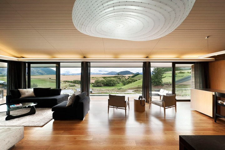 Hawkebury Estate Farm Managers House, Wanaka, New Zealand  Top Interior Designers | Marmol Radziner Best interior designers top interior designers Marmol Radziner 15