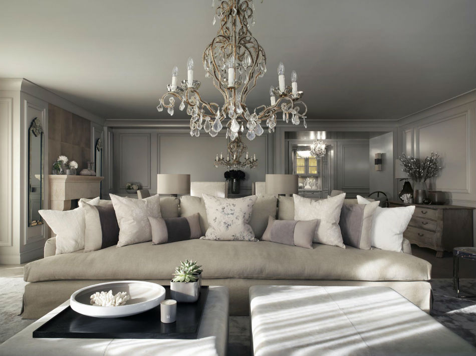 The Most Iconic Projects By Kelly Hoppen Chalet at Switzerland 1