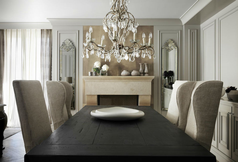Chalet at Switzerland 3 kelly hoppen Top Interior Designer| Kelly Hoppen Chalet at Switzerland 3