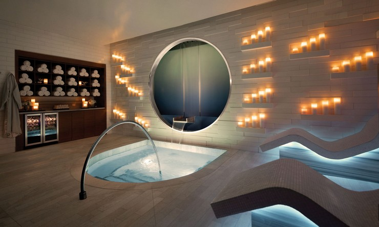 Top Interior Designers |Tihany Design Top Interior Designers |Tihany Design ESPA at Vdara Tihany design 25 best interior design projects  by Tihany design ESPA at Vdara