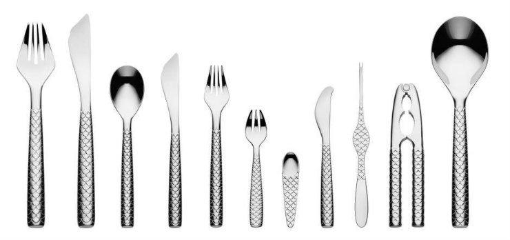 Fuksas-Cutlery-Alessi  Top Architect | Massimiliano e Doriana Fuksas Fuksas Cutlery Alessi