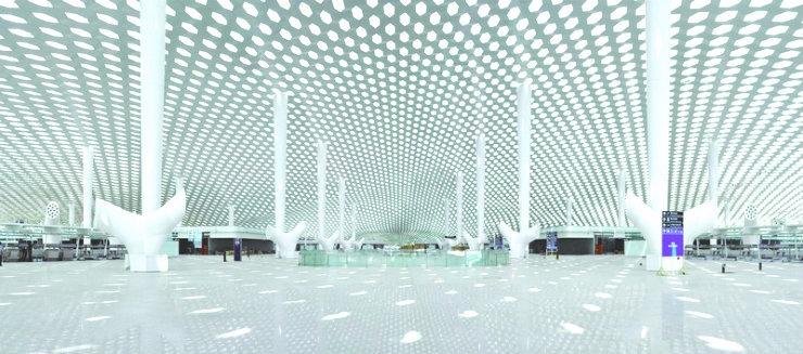 Fuksas-Shenzhen-Terminal-3_Studio-Fuksas_©Studio-Fuksas  Top Architect | Massimiliano e Doriana Fuksas Fuksas Shenzhen Terminal 3 Studio Fuksas   Studio Fuksas