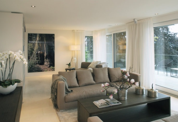 GApartment Kilchberg2  Top Interior Designers | Nicole Gottschall GApartment Kilchberg2