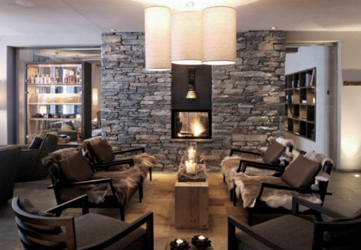 Hotel La Val Brigels5  Top Interior Designers | Nicole Gottschall Hotel La Val Brigels5