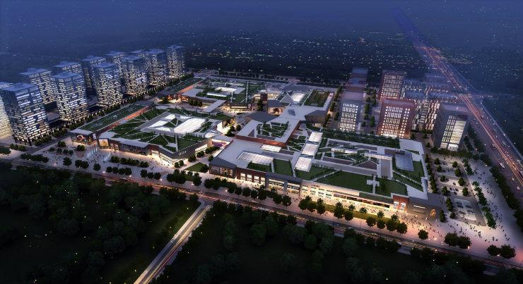 International-Interior-Design-Architecture-Hohhot-Mongolia-Mix-Use-Master-Plan-1