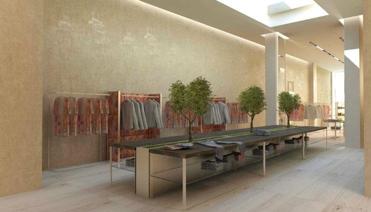 Italian-Interior-Design-Patrizia-Pepe-Showroom-4  Design inspirations: Matteo Nunziati Italian Interior Design Patrizia Pepe Showroom 4