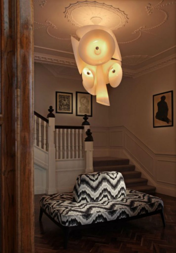 Knightsbridge-House-14 staffan tollgard Top Interior Designer | Staffan Tollgard Knightsbridge House 14