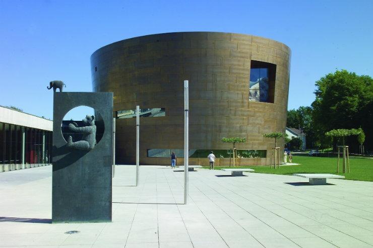 Margarete Steiff Museum Giengen near Ulm  Top Architects | Andreas Ramseier Margarete Steiff Museum Giengen near Ulm
