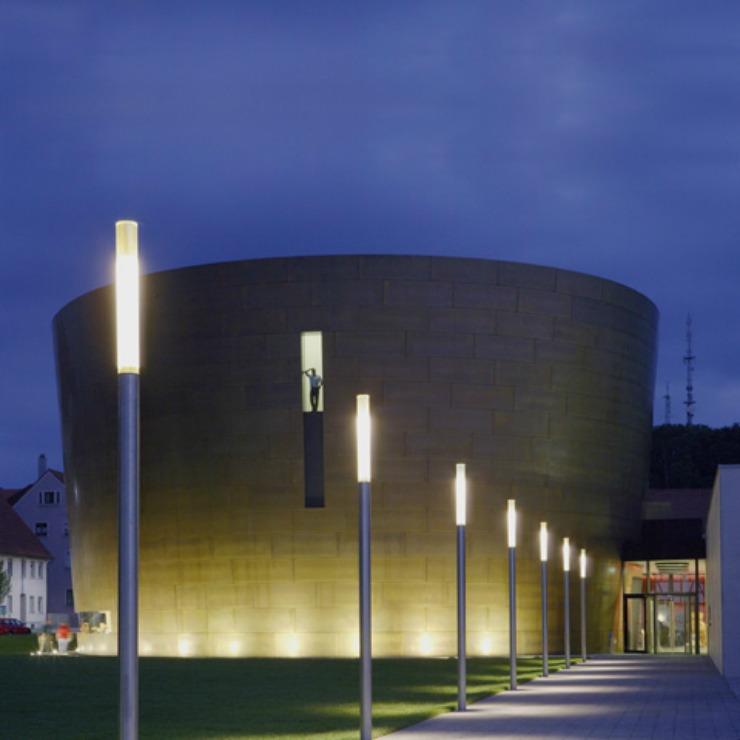 Margarete Steiff Museum Giengen near Ulm2  Top Architects | Andreas Ramseier Margarete Steiff Museum Giengen near Ulm2