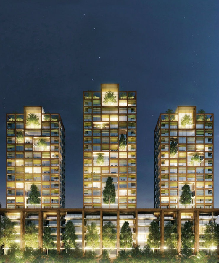 Milan_residential_Towers_2  Top Architect | Matteo Thun Milan residential Towers 2