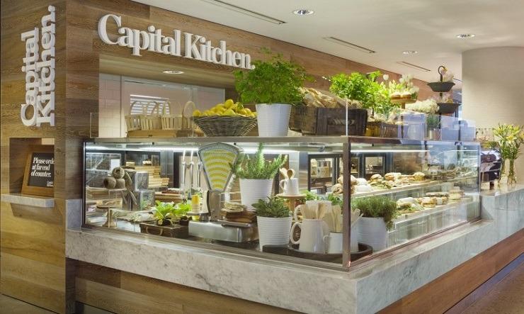 Myer Capital Kitchen  TOP INTERIOR DESIGNERS   Miriam Fanning Myer Capital Kitchen