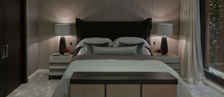 Top Interior Designers | Fiona Barratt-Campbell PRIVATE RESIDENCE KNIGHTSBRIDGE LONDON 3