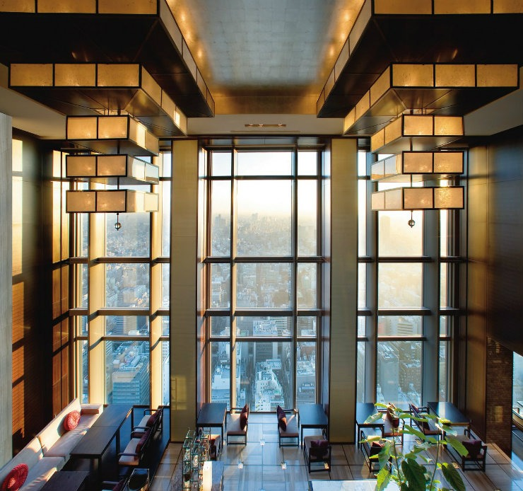 Park Hyatt Hotel Interior Design  Top Architects | Andreas Ramseier Park Hyatt Hotel Interior Design
