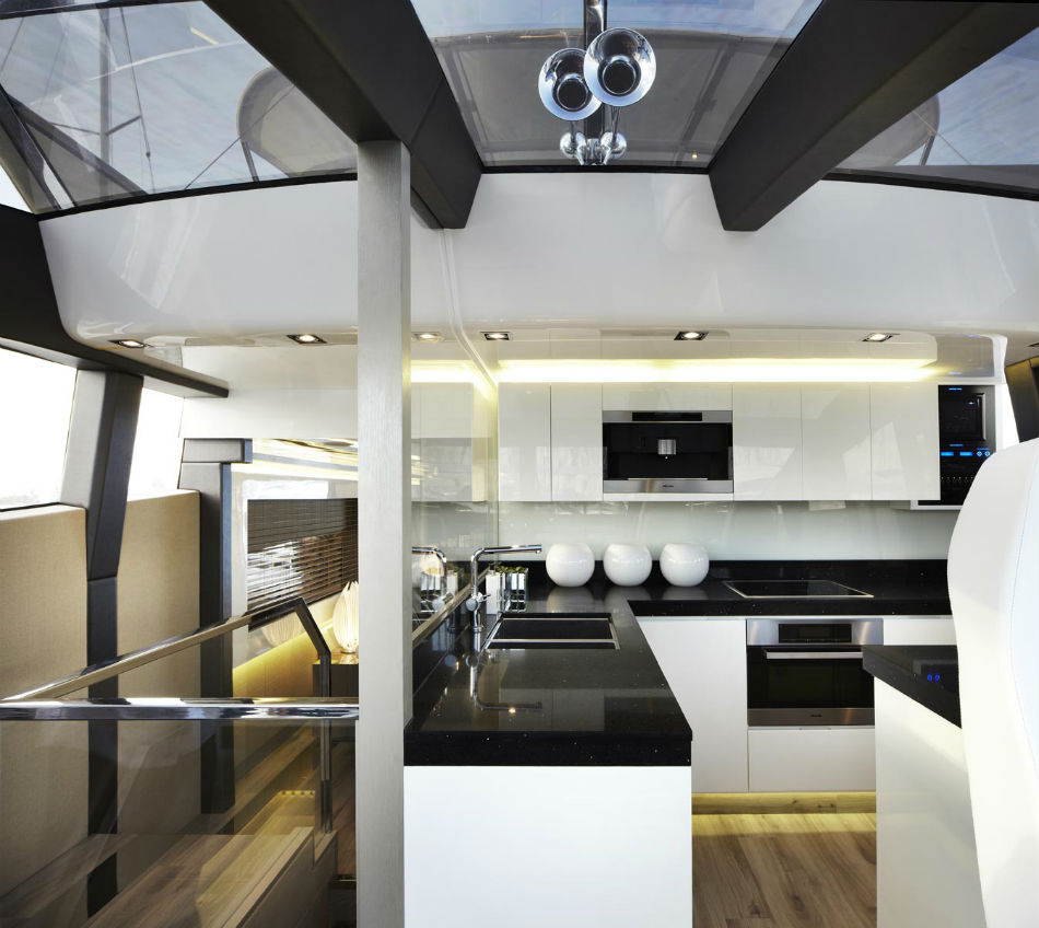 Pearl Yacht 75 Luxury Yacht 4 kelly hoppen Top Interior Designer| Kelly Hoppen Pearl Yacht 75 Luxury Yacht 4