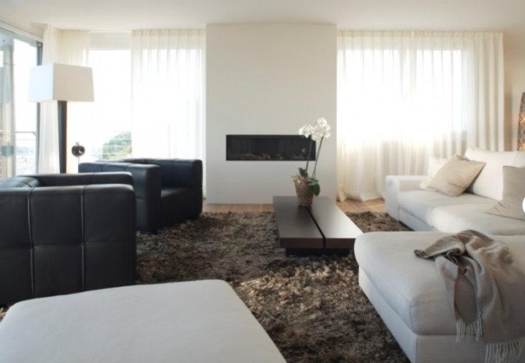 Penthouse Wollerau1  Top Interior Designers | Nicole Gottschall Penthouse Wollerau1
