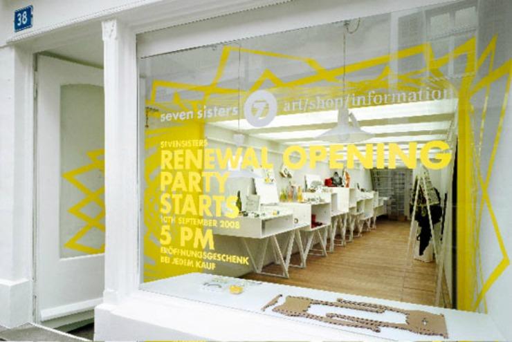 Sevensisters3  Top Interior Designers | Rolf Indermühle & Mattias Mohr Sevensisters3